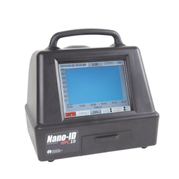 Particle Measuring Systems Nano-ID Particle Counter
