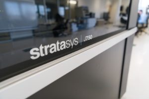 The Stratasys J750 onsite at the 3D Print Lab at the SUNY Rockland County Haverstraw Extension Center is capable of the highest quality color printing. It's being used for the 3D Print Center Collaborates with Helen Hayes Hospital