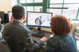 Creating a Solidworks File at the 3D Print Center at The Haverstraw Extension Center