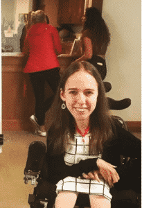Dana Jones from Accessadoor will present her assistive technology innovation at The Hudson Valley Tech Festival 2019, on Friday at SUNY Orange, Newburgh